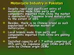 motorcycle industry in pakistan8