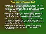 production factors cost2