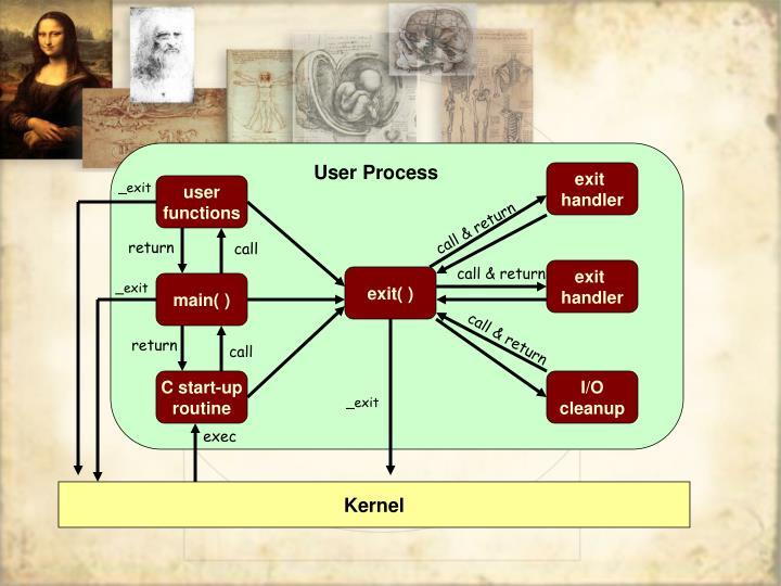 User Process