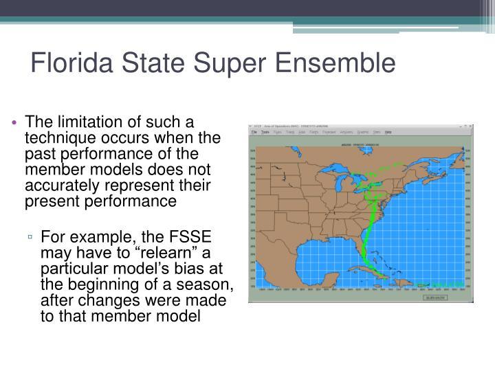 Florida State Super Ensemble