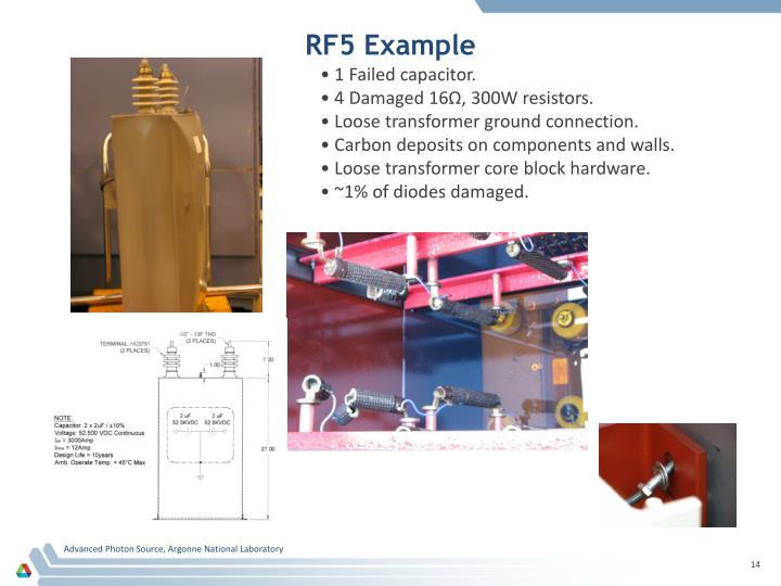RF5 Example