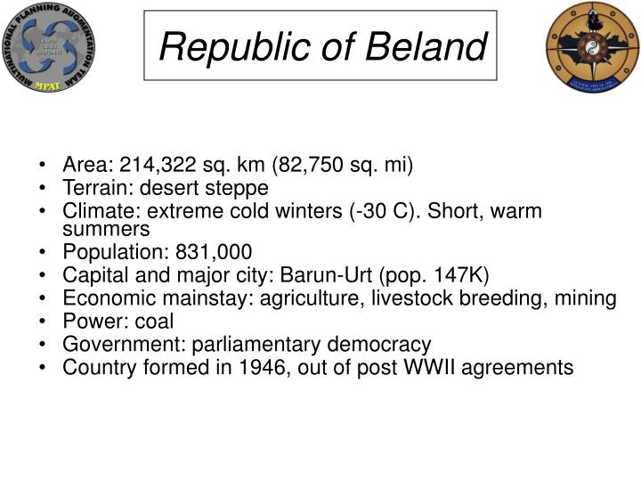 Republic of Beland