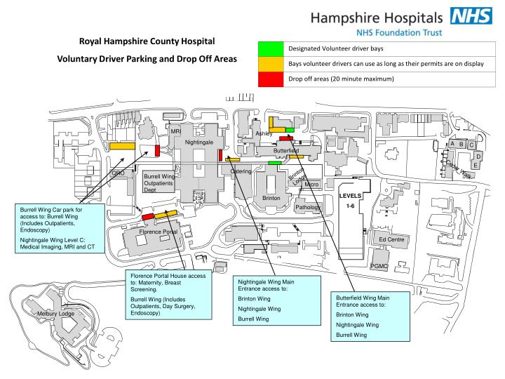 Royal Hampshire County Hospital