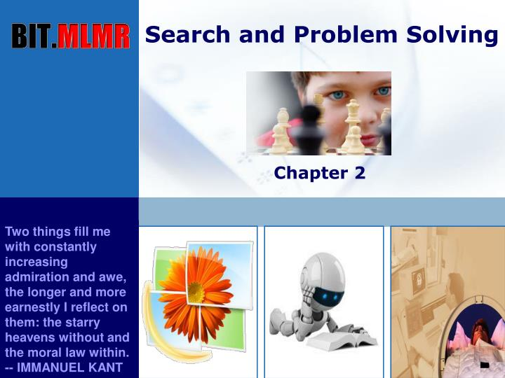 search and problem solving n.