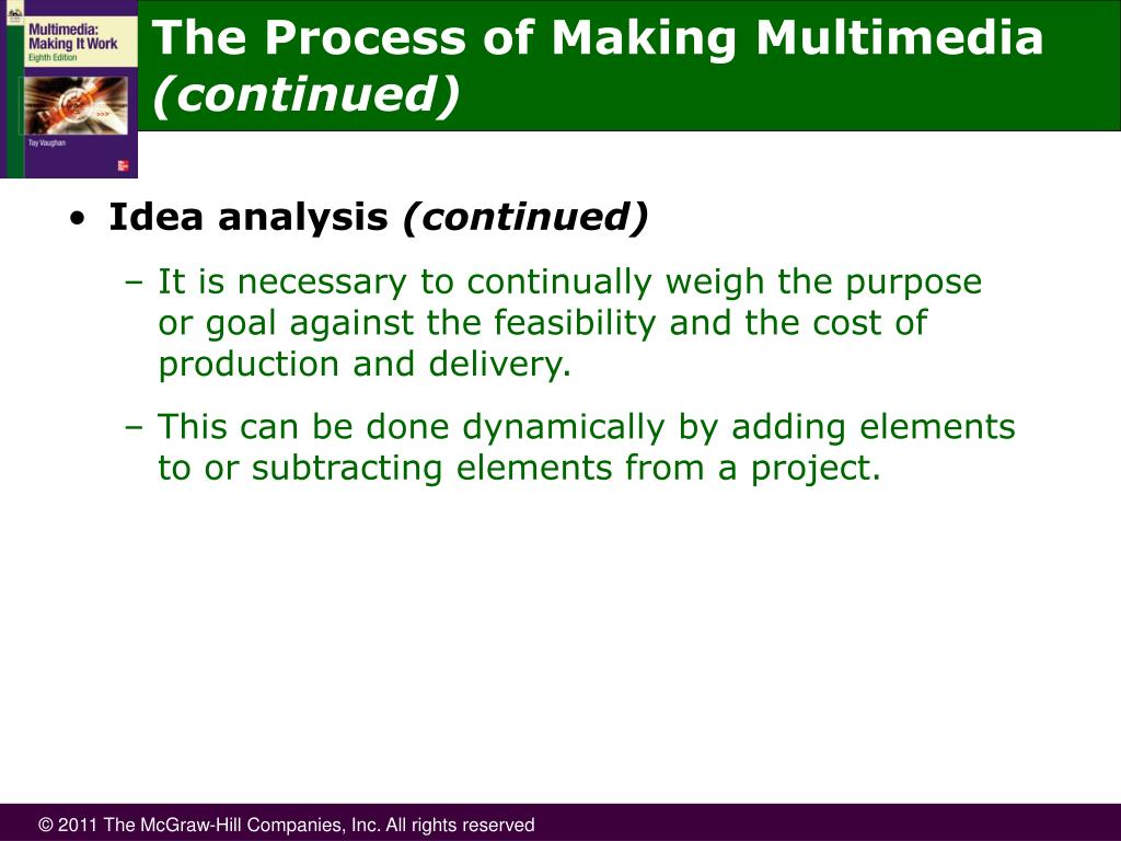 PPT - Chapter 9: Planning and Costing PowerPoint Presentation - ID