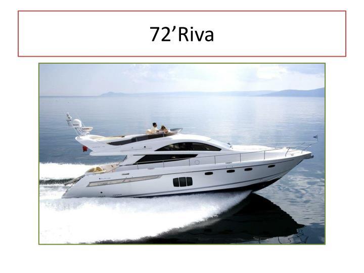 72'Riva
