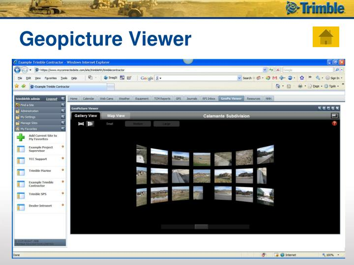 Geopicture Viewer