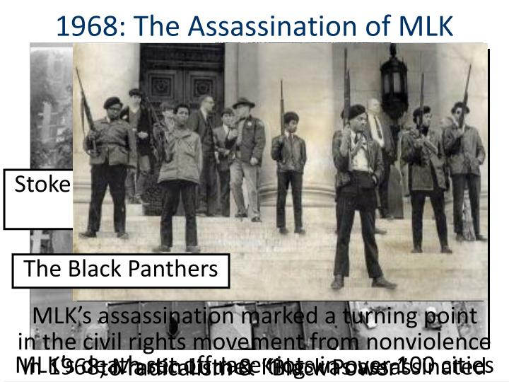 1968: The Assassination of MLK