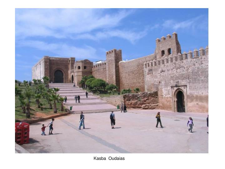 Kasba  Oudaias