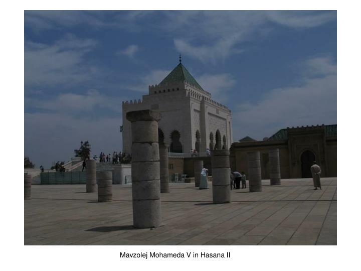 Mavzolej Mohameda V in Hasana II
