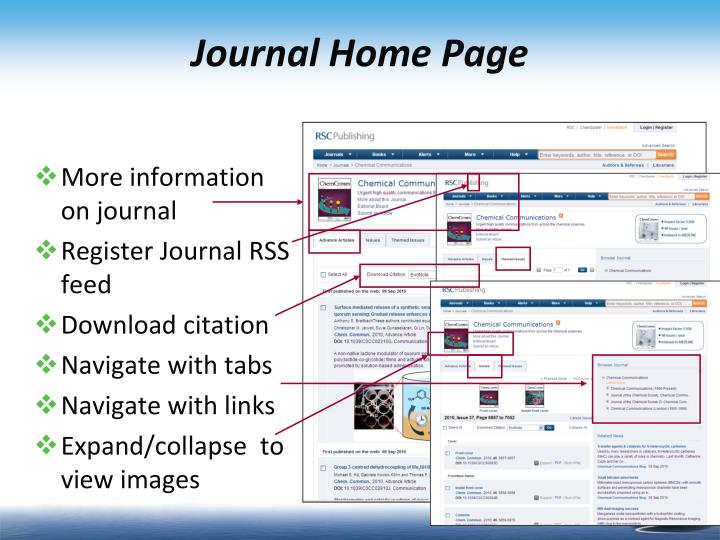 Journal Home Page
