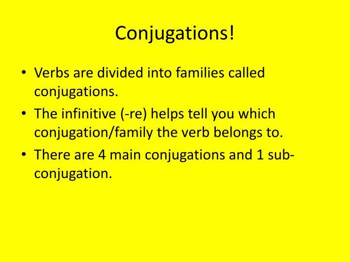 Descansar Conjugation