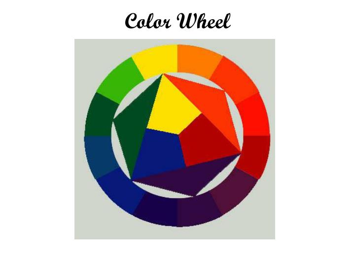Ppt Color Wheel Powerpoint Presentation Id 5137718