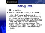 rqf @ uwa32