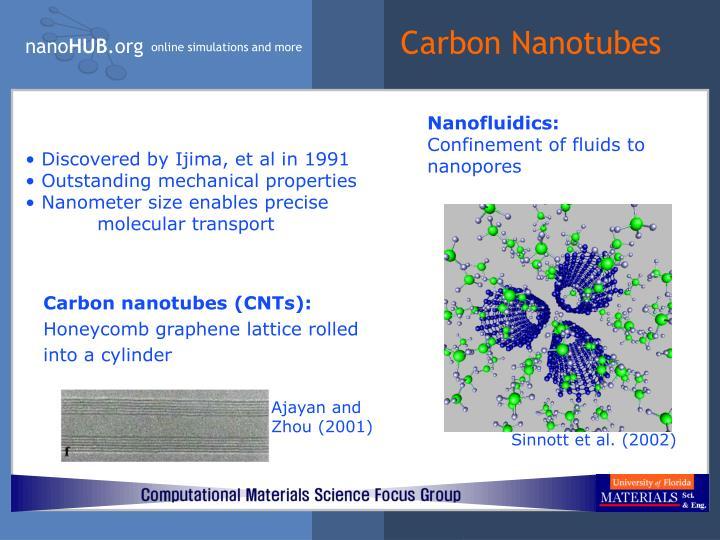 Nanofluidics: