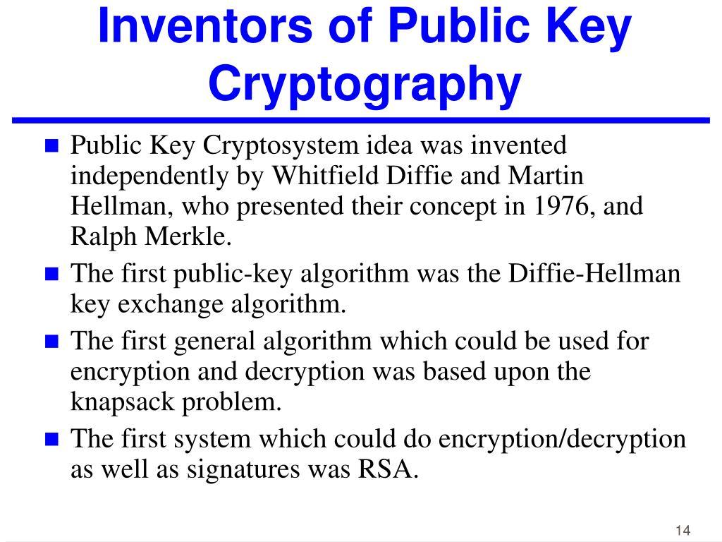 PPT - RSA Public Key Encryption Algorithm PowerPoint