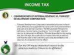 income tax1