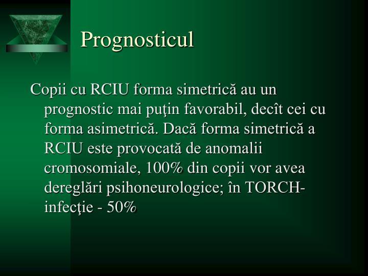 Prognosticul