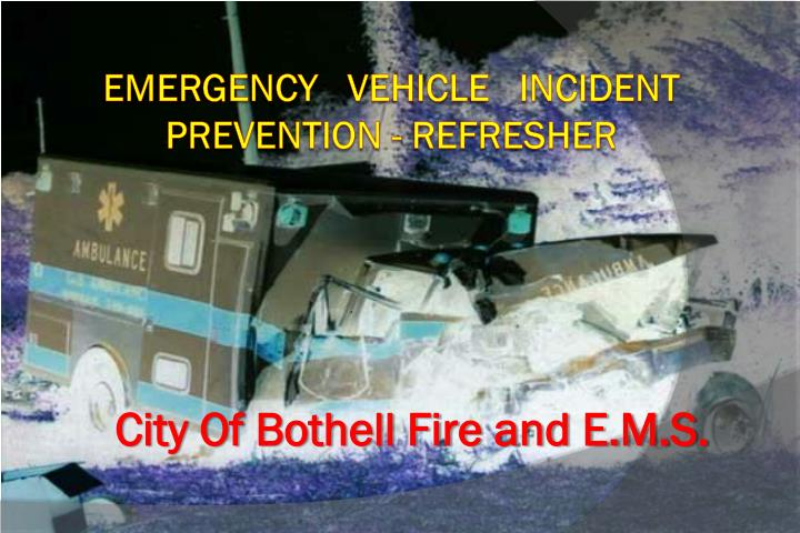 city of bothell fire and e m s n.