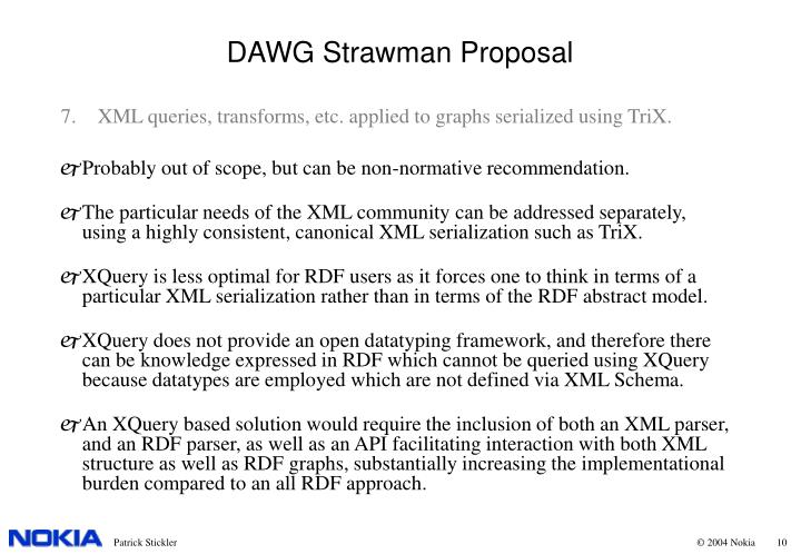 Ppt Dawg Strawman Proposal Powerpoint Presentation Id5139348