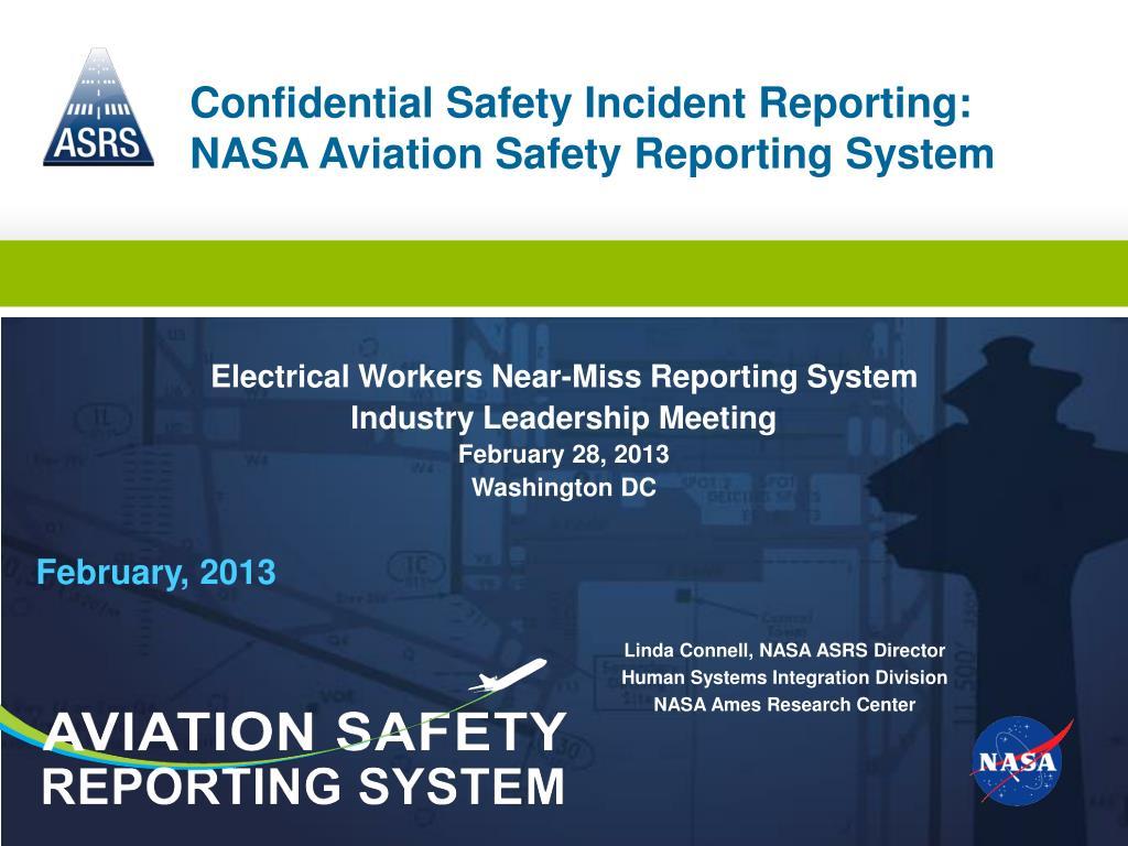 nasa incident report - Parfu kaptanband co