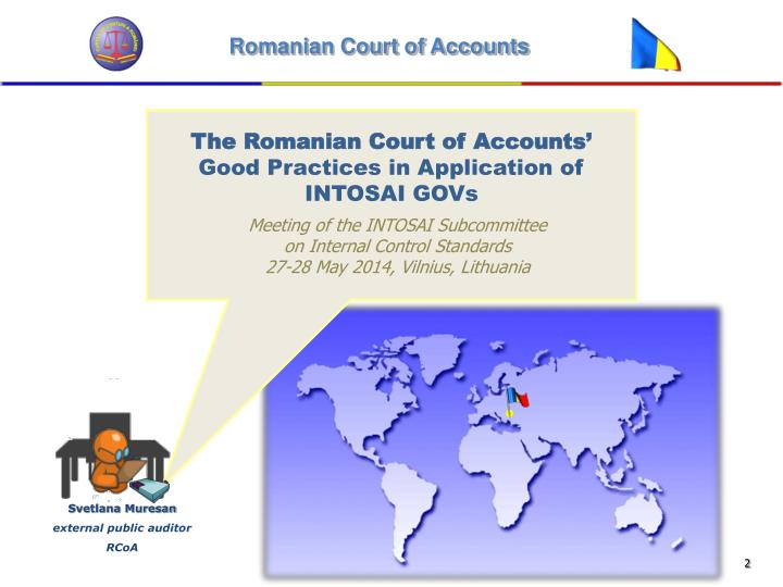 The Romanian Court of Accounts'
