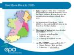 river basin districts rbd
