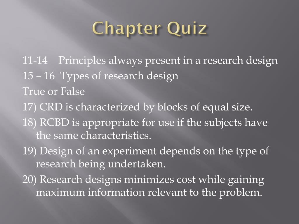 PPT - Research Design PowerPoint Presentation - ID:5141023