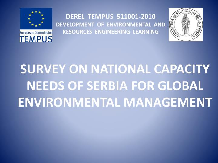 derel tempus 511001 2010 development of environmental and resources engineering learning n.