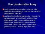 rak p askonab onkowy