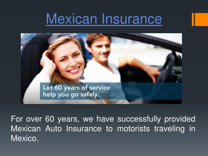 mexican insurance n.