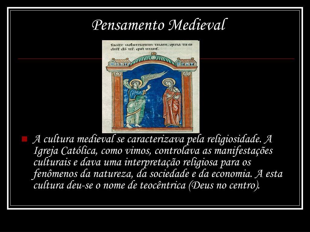 PPT - Pensamento Medieval PowerPoint Presentation - ID 5144508 7b88bc9b606c1