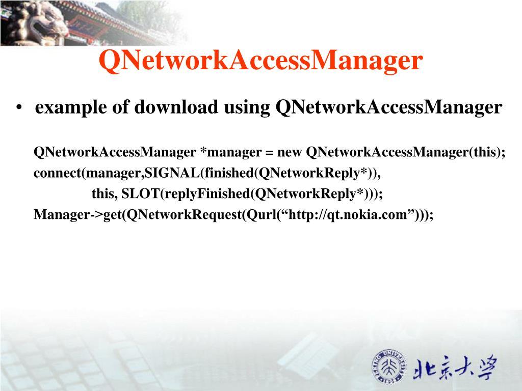 PPT - 移动应用软件开发技术第五讲: Meego 通信与网络应用开发