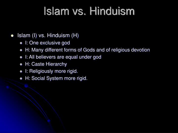 Muslim Vs Islam