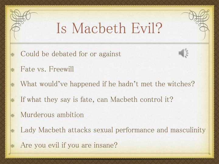 macbeth character analysis