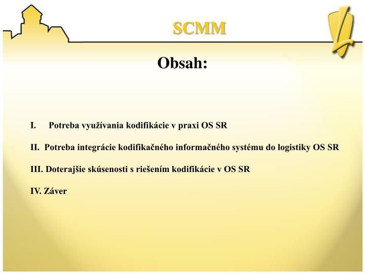 Potreba využívania kodifikácie v praxi OS SR