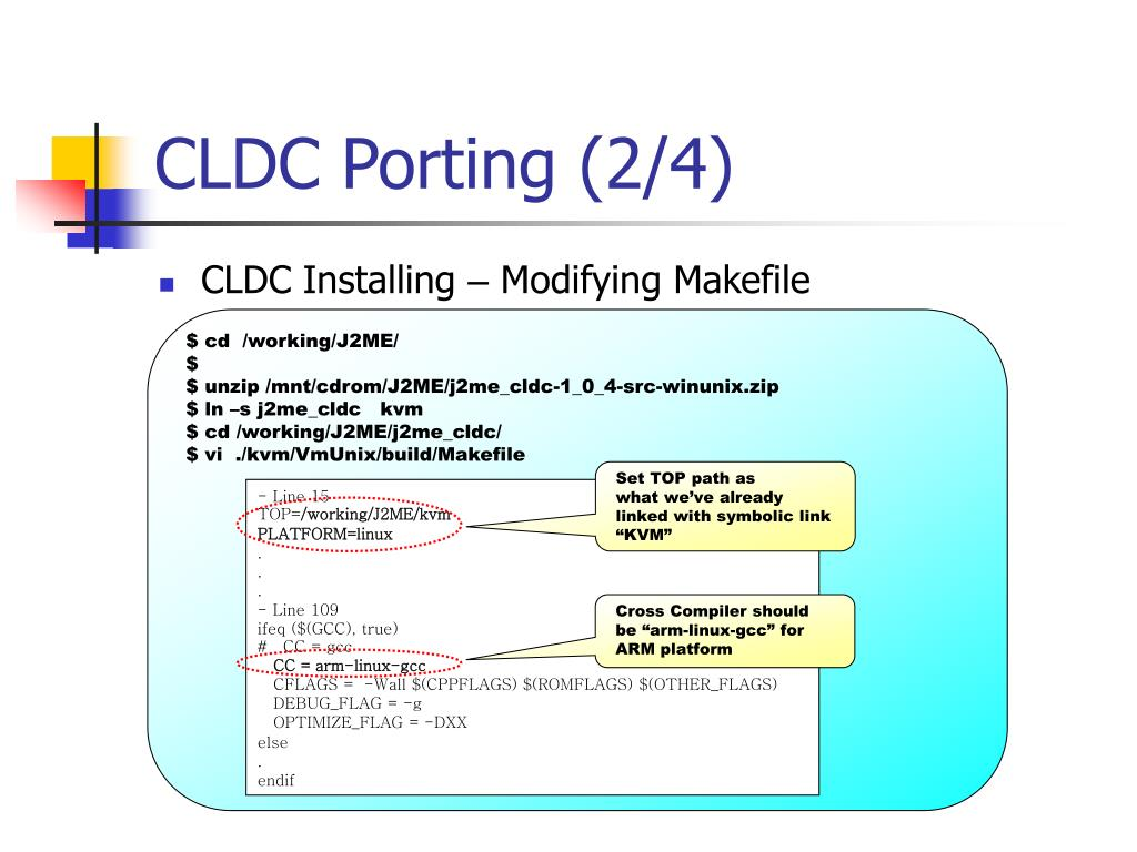 PPT - J2ME Porting on EMPOS II PowerPoint Presentation - ID:5145294