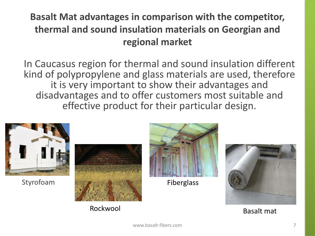 PPT - Basalt Mat PowerPoint Presentation - ID:5145477