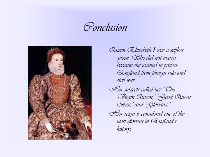 was elizabeth i a good queen essay Elizabeth i essays on the daughter of king henry viii and queen anne boleyn elizabeth i research papers have been written by our history experts the following is just a sample introduction elizabeth i was the daughter of king henry viii and his wife queen anne boleyn.