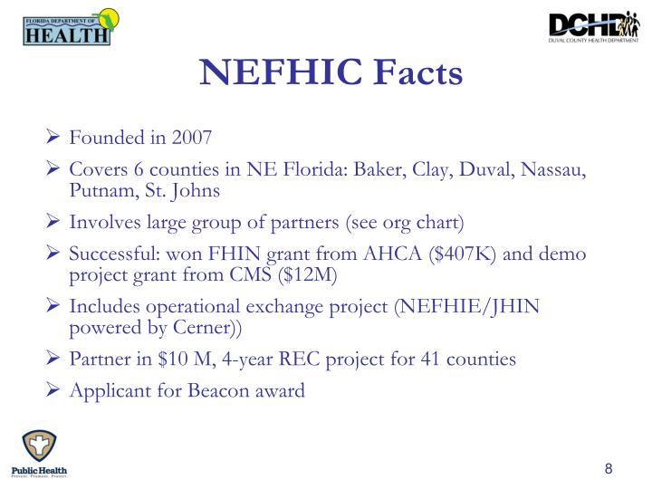 NEFHIC Facts