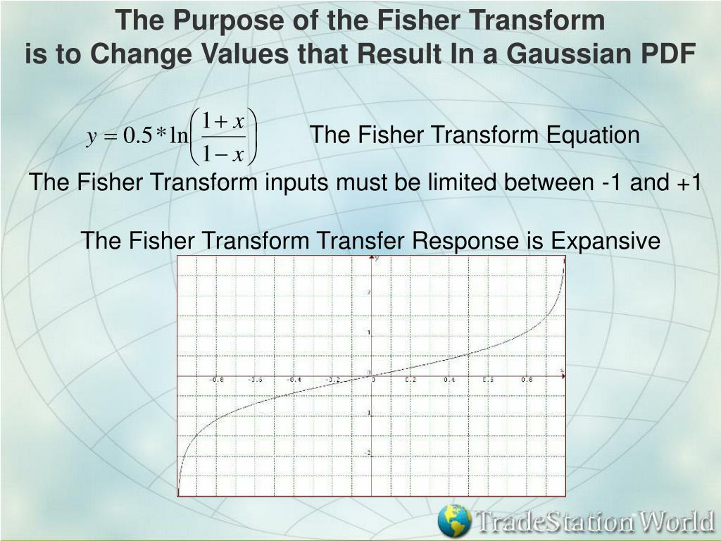 PPT - Sharpen Your Trading with the Fisher Transform