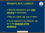 workplace labels1