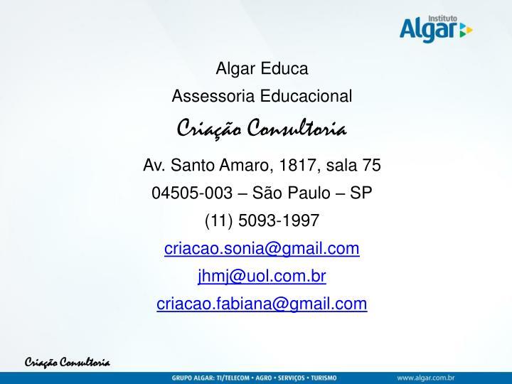 Algar Educa
