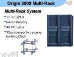 origin 2000 multi rack