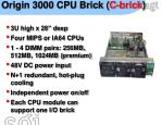 origin 3000 cpu brick c brick