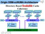 origin dsm ccnuma architecture1