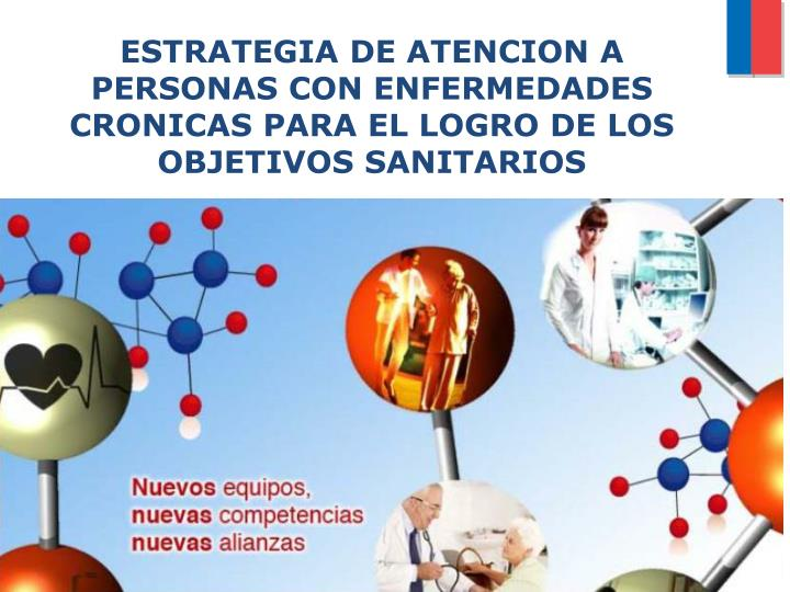 ESTRATEGIA DE ATENCION A PERSONAS CON ENFERMEDADES