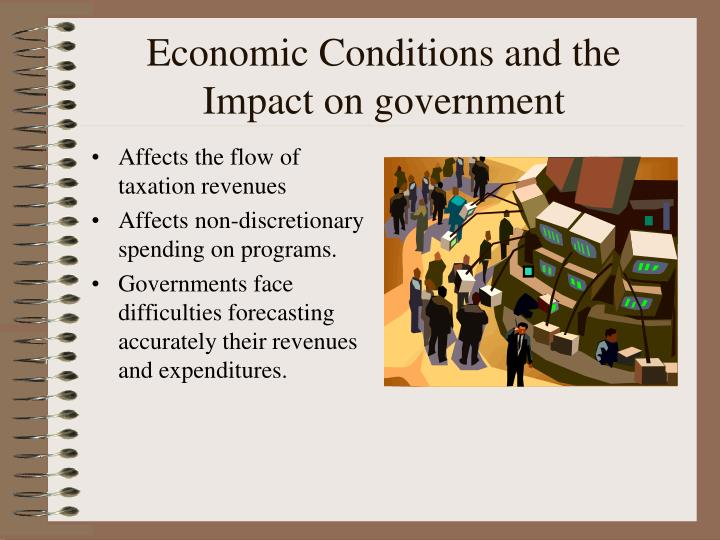 Economic Conditions and the Impact on government