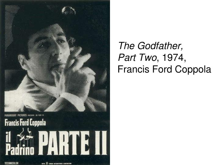 The Godfather,