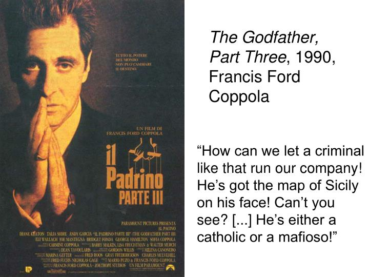 The Godfather, Part Three